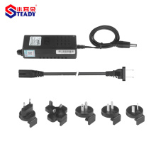 Desktop power changeable  adapter 12VDC 3A